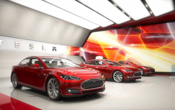 TESLA – NEW YORK INTERNATIONAL AUTO SHOW PROPOSAL CONCEPT A