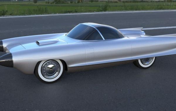 1959 CADILLAC CYCLONE MODEL